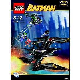 LEGO Batman 7782 The Batwing The Joker's Aerial Assault