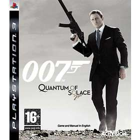 James Bond 007: Quantum of Solace (PS3)