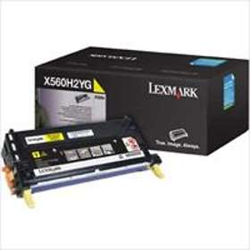 Lexmark X560H2YG (Yellow)