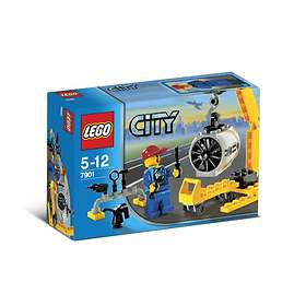 LEGO City 7901 Airplane Mechanic