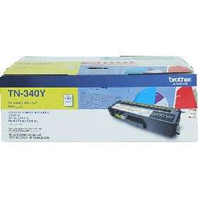 Brother TN-340Y (Yellow)