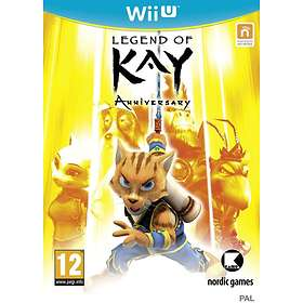 Legend of Kay - Anniversary (Wii U)