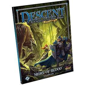 Descent Journeys in the Dark: Heirs of Blood (exp.)
