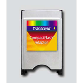 Transcend PCMCIA Card Reader for Compact Flash