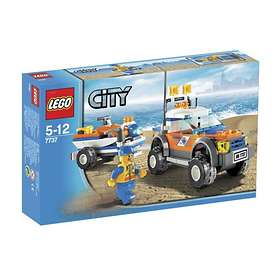 LEGO City 7737 Coast Guard 4WD Jet Scooter