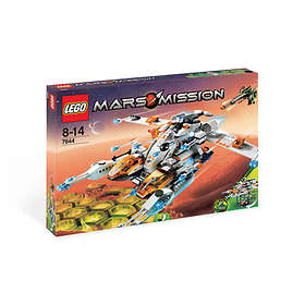 LEGO Mars Mission 7644 MX81 HyperSonic Operations Aircraft