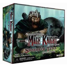 Mage Knight Board Game: Shades of Tezla (exp.)