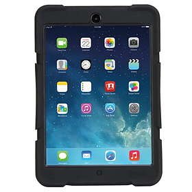 Gecko Rugged Ultra-Protective Case for iPad Mini 1/2/3