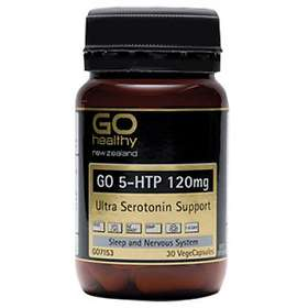 Go Healthy 5-HTP 120mg 30 Capsules