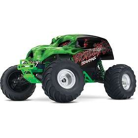 Traxxas Skully Monster Truck 2WD RTR
