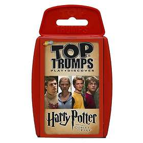 Top Trumps Harry Potter & the Goblet of Fire