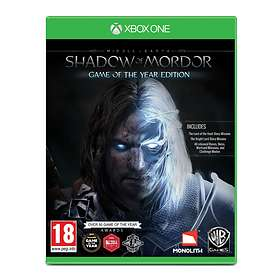 Middle-earth: Shadow of Mordor - GOTY Edition (Xbox One   Series X/S)
