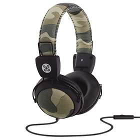 Moki Camo with In-Line Mic
