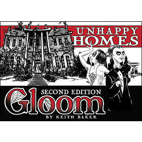 Gloom: Unhappy Homes (2nd Edition) (exp.)