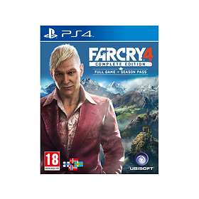 Far Cry 4 - Complete Edition (PS4)