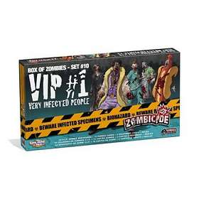 Zombicide: VIP #1 Very Infected People (exp.)