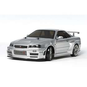 Tamiya Nismo R34 GT-R Z-Tune Drift Spec TT-02D (58605) Kit
