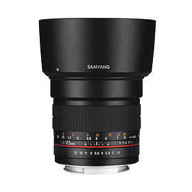 Samyang MF 85/1.4 AS IF UMC for Canon EF-M