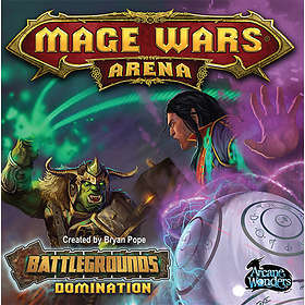 Mage Wars Arena: Battlegrounds Domination (exp.)