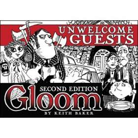 Gloom: Unwelcome Guests (2nd Edition) (exp.)