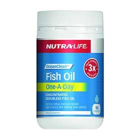 Nutralife Fish Oil One-A-Day 90 Kapslar
