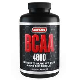 Nar Labs Micronised BCAA 240 Capsules