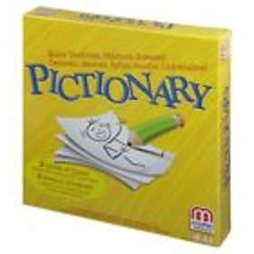 Pictionary (2014 Refresh Edition)