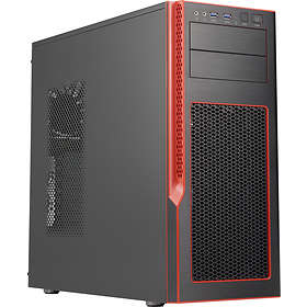 Supermicro SCGS50-000R (Black/Red)