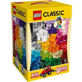 c1d6687c063 Find the best price on LEGO Classic 10697 Large Creative Box ...