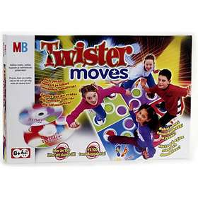 MB Games Twister: Moves (CD)