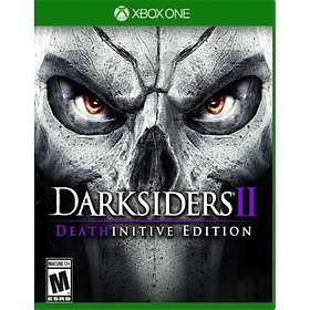 Darksiders II: Deathinitive Edition (Xbox One   Series X/S)