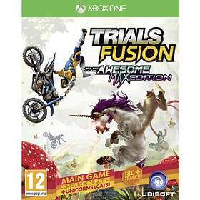 Trials Fusion: The Awesome MAX Edition (Xbox One | Series X/S)