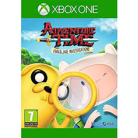 Adventure Time: Finn and Jake Investigations (Xbox One | Series X/S)