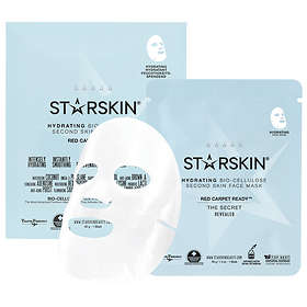 Starskin Red Carpet Ready Hydrating Second Skin Facial Sheet Mask 1st