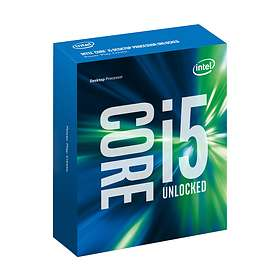 Intel Core i5 6600K 3.5GHz Socket 1151 Box without Cooler