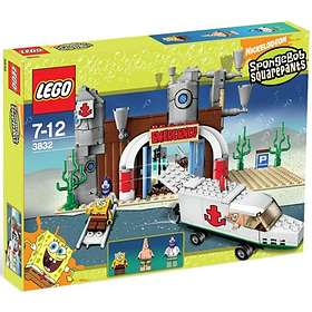 LEGO Spongebob Squarepants 3832 The Emergency Room