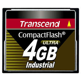 Transcend Industrial Compact Flash 45x 4GB