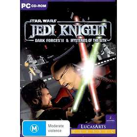 Star Wars Jedi Knight: Mysteries of the Sith (Expansion) (PC)