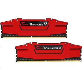G.Skill Ripjaws V Red DDR4 2666MHz 2x4GB (F4-2666C15D-8GVR)
