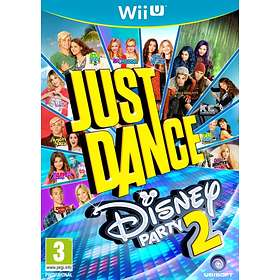 Just Dance: Disney Party 2 (Wii U)