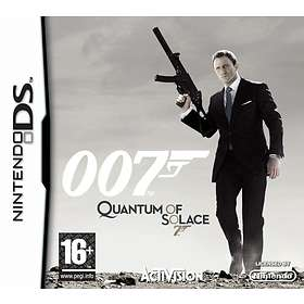 007: Quantum of Solace (DS)