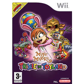 Myth Makers: Trixie in Toyland (Wii)