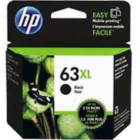 HP 63XL (Black)