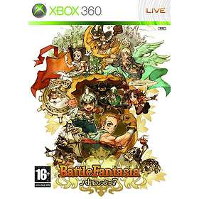 Battle Fantasia (Xbox 360)