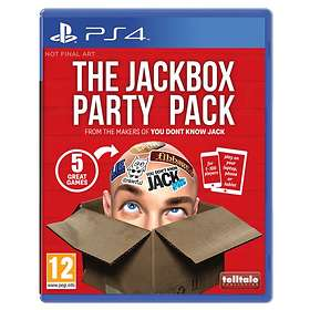 The Jackbox Party Pack (PS4)