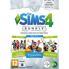 The Sims 4 Bundle - Outdoor Retreat