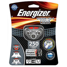 Energizer Vision HD Plus Focus LED 250LM
