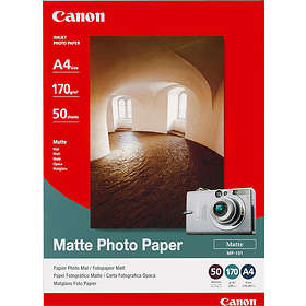 Canon MP-101 Matte Photo Paper 170g A4 50pcs