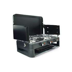 Zempire 2 Burner Deluxe and Grill