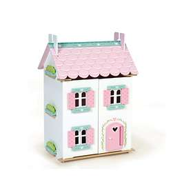 Le Toy Van Sweetheart Cottage with Furniture (H126)
